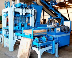 Block Machine, Paver Machine, Roof Machine, Curb Stone Machine, Manufacturer