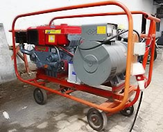 Various Brands of Generator Supplier in Indonesia