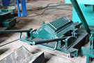 CONCRETE RIDGE MOLD FOR CONCRETE ROOF MACHINE