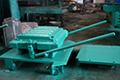 CONCRETE ROOF MOLD FOR CONCRETE ROOF MACHINE